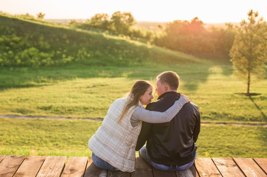 falar abertamente sobre os sentimentos e emoções em casal